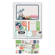 we r memory keepers albums we r memory keepers memo journaling cards