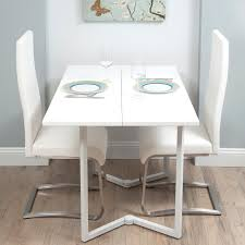 white folding dining table white round folding dining table