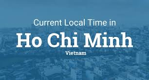 printable word search cing current local time in ho chi minh vietnam