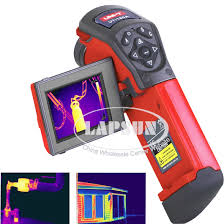 how do infrared heat ls work uni t uti160a ir infrared thermal imaging image camera dv meter 2 5