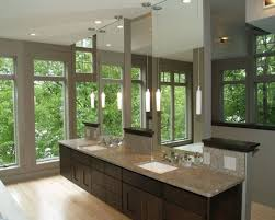 Bathrooms  Minimalist Vanity Bathroom With Small Mirror And - Stylish unique bathroom vanity lights property