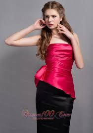 Pink And Black Bridesmaid Dresses Pink And Black Bridesmaid Dresses Dress Fa