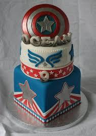captain america cakes captain america cake for cakecentral