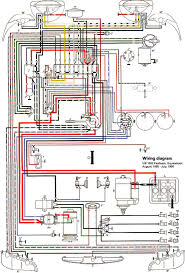 1967 vw bus wiring diagram wiring diagram simonand