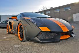 Lamborghini Gallardo Twin Turbo - insane heffner twin turbo gallardo gets aggressive wrap gtspirit