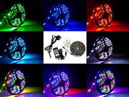 led strip lights linkable 5m ws2812b ic 5v rgb smd5050 dream colour led strip light