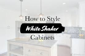 best white paint for shaker cabinets how to style your white shaker cabinets cabinets