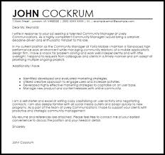 creative marketing director cover letter