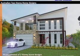 2 story house plans 2 storey floor plans double storey house