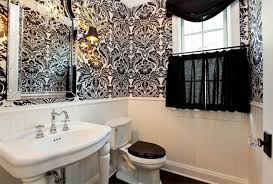 pictures of black and white bathrooms ideas black and white bathroom design ideas