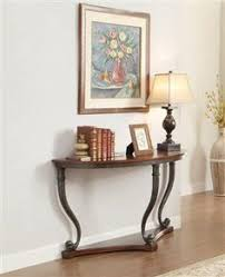 Cherry Wood Sofa Table by Masterpiece Contemporary Black Wood Mdf 3 Tier Console Table