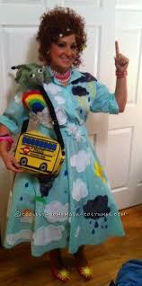 Halloween Scientist Costume Ideas Coolest Homemade Magic Bus Costume Science Magic