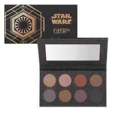 star wars l shade eye shadow palettes cargo cosmetics cargocosmetics com