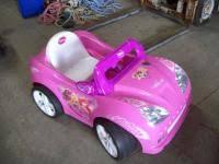 pink corvette power wheels disney princess power wheels car n auction 55 k bid