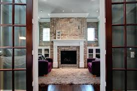 Rona Area Rugs Fireplace Mantel Kits Family Room Traditional With Area Rug Brick
