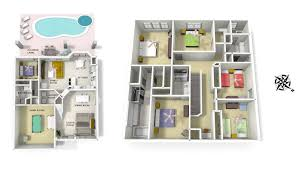 6 Bedroom Floor Plans About Villa By The Castle A 6 Bedroom Windsor Hills Vacation Rental