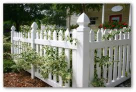 ornamental garden fence for your home garden
