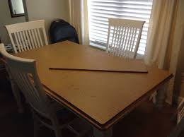 Table Pads For Dining Room Tables Custom Table Pads For Dining Room Tables Protective Idea 7