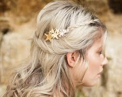 boho hair accessories boho hair accessory etsy