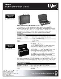 dcn lbb 3500 manuals page 3