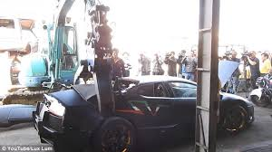 fast and furious 8 in taiwan car owner fails bid to stop 270 000 lamborghini being smashed to