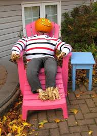 Fall Homemade Decorations - 33 pumpkin people inspirations to make unique halloween