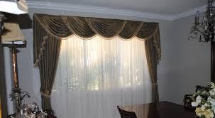 living room curtains and valances window treatments design ideas