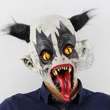 Black Mask Halloween Costume Cheap Terrifying Halloween Costume Aliexpress