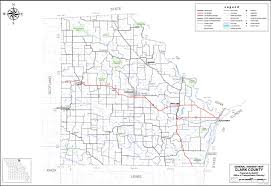 Mo Map Mogenweb Project Clark Co Township Maps