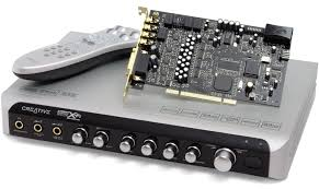 creative 7 1 home theater my creative sound blaster x fi elite pro sound card review youtube
