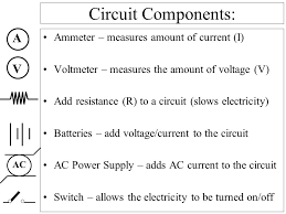 electrical circuits making electricity useful circuit diagrams