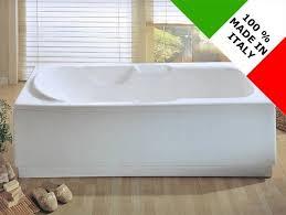 vasca da bagno vasca da bagno design nuova rettangolare reversibile 170x70 70x170