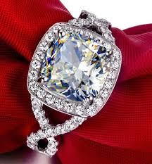cushion cut diamond engagement rings all sizes vvs1 3ct cushion cut diamond engagement ring pt950 3ct