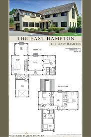 garage floor plans with living space east hampton barn home barn house plans beams and square feet