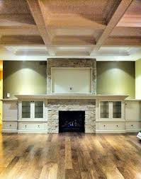 Best Fireplaces  BuiltIns Images On Pinterest Fireplace - Family room built ins