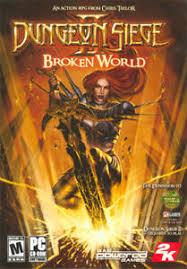 dungeon siege dungeon siege 2 broken expansion pack 5026555051002 ebay