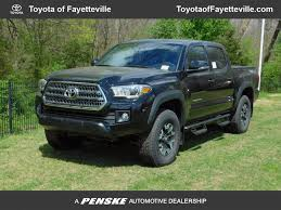 new toyota tacoma at toyota of fayetteville serving nwa