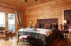 wood headboard ideas rustic durability and beauty of wood