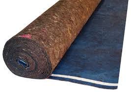 3 in 1 recycled felt underlayment 100 sq ft contemporary
