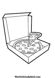 coloring pizza coloring printable pizza coloring pages