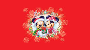 merry christmas mickey mouse wallpapers hd hd background