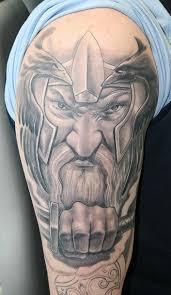 the 25 best viking warrior tattoos ideas on pinterest celtic