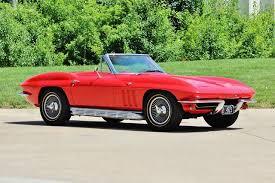 1966 corvette roadster 1966 chevrolet corvette roadster for sale cars collector