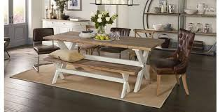 Dfs Dining Room Furniture Fete Large Fixed Dining Table U0026 Set Of 4 Albert Chairs Fete Dfs