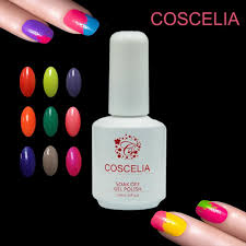 wholesale coscelia nail polish soak off 15 ml diy professional uv