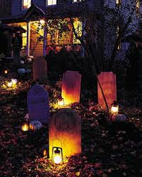 outside halloween party ideas scary halloween yard decorations