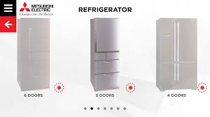mitsubishi electric refrigerator mesm android apps on google play