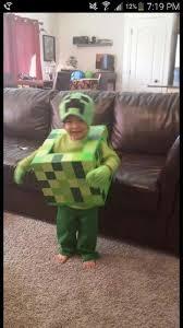 Minecraft Creeper Halloween Costume 20 Beste Ideeën Creeper Costume Op Minecraft