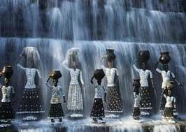 Rock Garden Waterfall Sculptures In The Waterfall Picture Of The Rock Garden Of