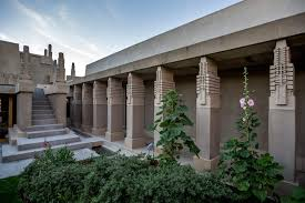 hollyhock house plan lessons from wright s hollyhock house restoration time to build